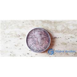Canada Centennial Silver Dollar (Goose) 1867-1967