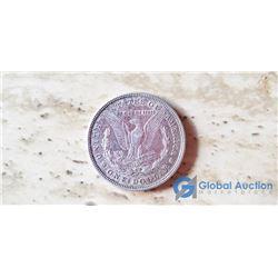 1921 US Morgan Coin (VG)