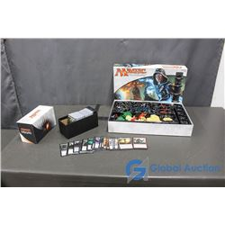 Magic The Gathering Cards and Board Game