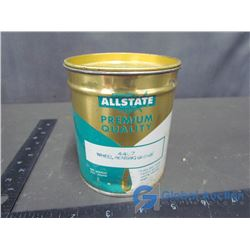 Allstate Grease Tin (w/contents)