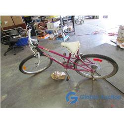 **Womens Supercycle Gemini Pink Bike