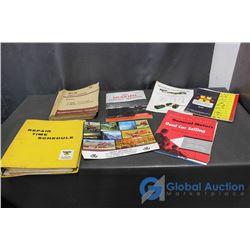 Massey Harris & International Harvester Manuals