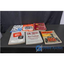 Manuals & Magazines (GMC, Pontiac, Ford)