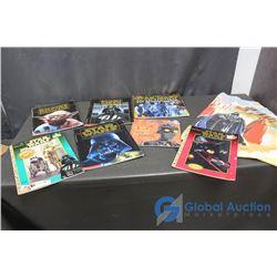 Star Wars Books & Pillow Case