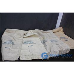 (5) Norwest Bank Cloth Bags - N.W. 193 OSBKB1004