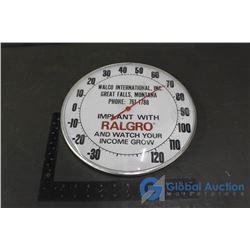 Ralgro Wall Clock