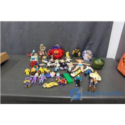 Toy Collection - Muppet Babies, Sesame Street, Star Trek, & Disney