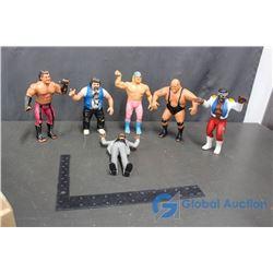 Vintage WWF Wrestler