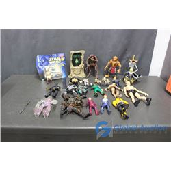 Toy Collection - Power Rangers, Lord of the Rings, Star Wars, & Assorted