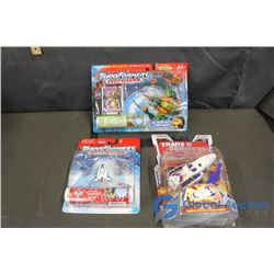Transformers Toy in Packages