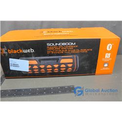 BlackWeb Soundboom Speaker