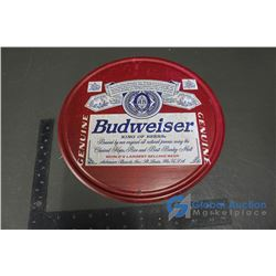 Budweiser Repro Tin Sign 12""