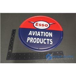 """Esso Repro Tin Sign 12"""""""
