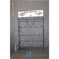 Briggs & Stratton Metal Display