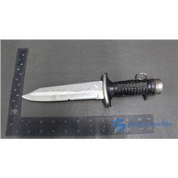 Swordfish Hunting Knife