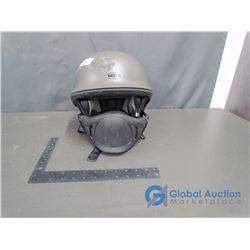 Bell Motorcycle Helmet, Green, XL