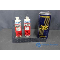 Big Orange Degreaser and (2) Jugs of Air Tool Oil