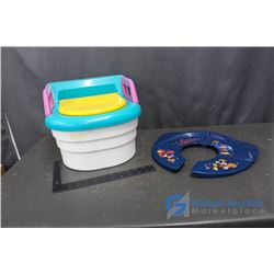 Children's Training Potty and Training Toilet Seat