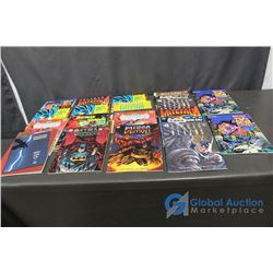 (20) Batman Graphic Novels