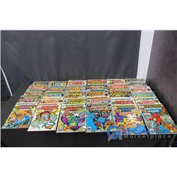 (30) Fantastic Four, & Related Comics