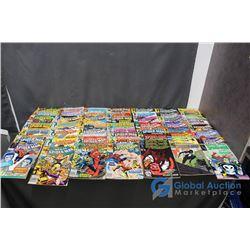 (50) Spiderman Comic
