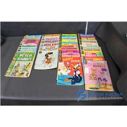 (30) Vintage Walt Disney, Bugs Bunny, Dell, Archie Comics