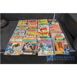 (25) Cowboy Comics