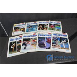 Volume 1-8 Walt Disney Sports Encycopedia Book Set