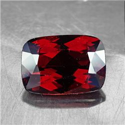 Natural Red Mozambique Garnet 12x8 MM - Untreated