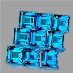 NATURAL SWISS BLUE TOPAZ NATURAL [FLAWLESS-VVS]