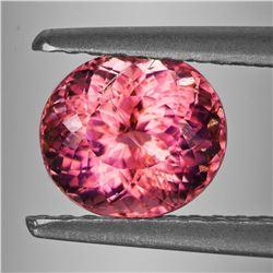 Natural Intense Reddish Pink Tourmaline [VVS]