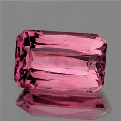 Natural Pink Tourmaline 3.32 Cts - Flawless