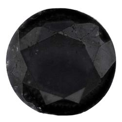ONE 2.05 CT 100 % NATURAL CERTIFIED   BLACK DIAMOND