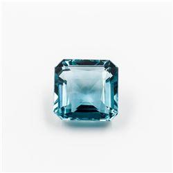 Beautiful 23.65 Ct Aqua Color Teal Quartz Solitare