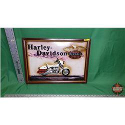 "Harley Davidson El Diablo Pub Sign (21-1/4"" x 15-1/4"") : From Toys & Treasures, Wainwright, AB"