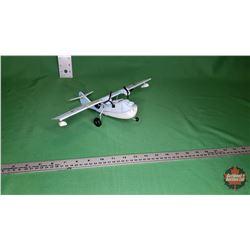 Décor - Blue Plane : From Toys & Treasures, Wainwright, AB