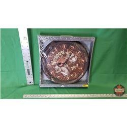 "Clock ""Nuthouse"" : From Toys & Treasures, Wainwright, AB"