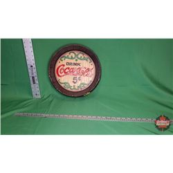 """Wall Décor """"Coca-Cola"""" Barrel End : From Toys & Treasures, Wainwright, AB"""