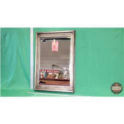 Mirror - Bevelled - Solid Wood Frame : From Toys & Treasures, Wainwright, AB