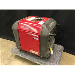 HONDA EU3000IS GAS GENERATOR, 120V, 2800 WATTS