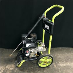 6.5 HP GAS PRESSURE WASHER, NO HOSE, NOT TESTED