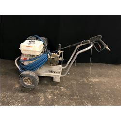 GAS POWERED PRESSURE WASHER, MODEL HD 3.5/35 G, NOT TESTED