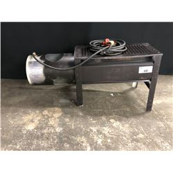 PROPANE CONSTRUCTION HEATER, MODEL PHB-150