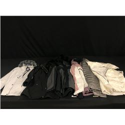 LOT OF ASSORTED CLOTHING