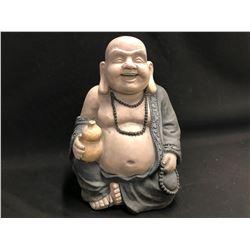 """BUDDHA STATUE, 17.5"""" TALL"""