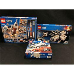LEGO INC. SETS 60228, 60226 AND 602227