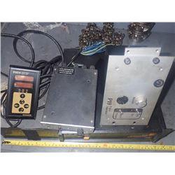 Lot Renishaw PI9, PHD9. ACC2 & MI5 units