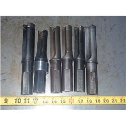 (6) Coolant Thru Units