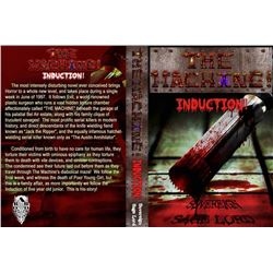 001 THE MACHINE! INDUCTION! THE DARKEST DAY IN THE HISTORY OF HORROR HAS BEEN UNLEASHED!