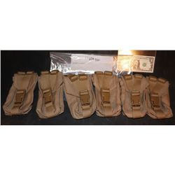 PREDATOR THE AMMO SUPPLY POUCH PRODUCTION MADE LOT OF 6